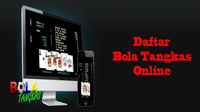 Daftar Bola Tangkas Online