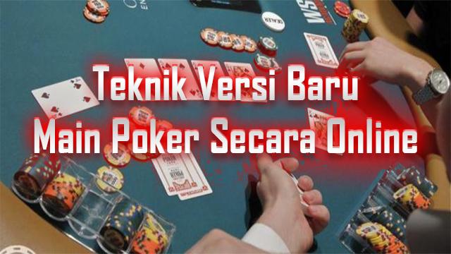 Langkah Terbaik Bermain Poker Idn Mobile