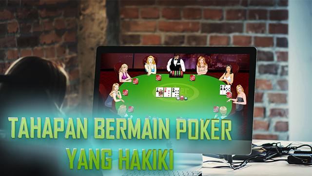 Cara Mudah Ikuti Taruhan Poker